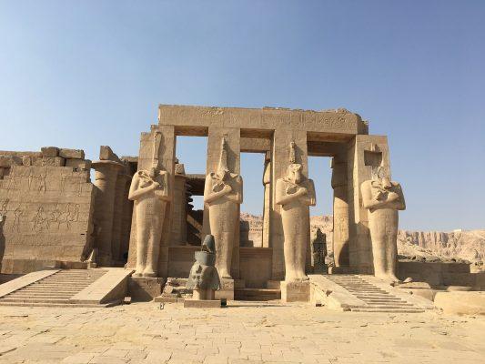 Temple de Louxor.