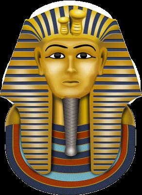célèbre pharaon Toutakhamon