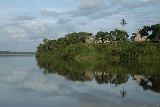 site Ramsar : partie Camerounaise du fleuve Sangha